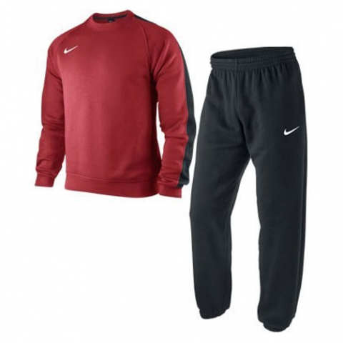 футбольная форма NIKE TEAM FLEECE WARM UP II 264657-648