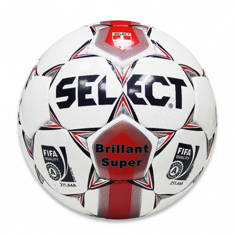 Мяч футбольный Umbro Select Brillant super FIFA