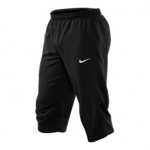 футбольная форма NIKE TEAM 3/4 WOVEN TRAINING PANT подростковые 329312-010