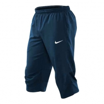 футбольная форма NIKE TEAM 3/4 WOVEN TRAINING PANT подростковые 329312-451