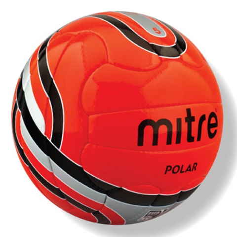 Мяч футбольный Mitre Polar 18P FIFA Approved BB3009