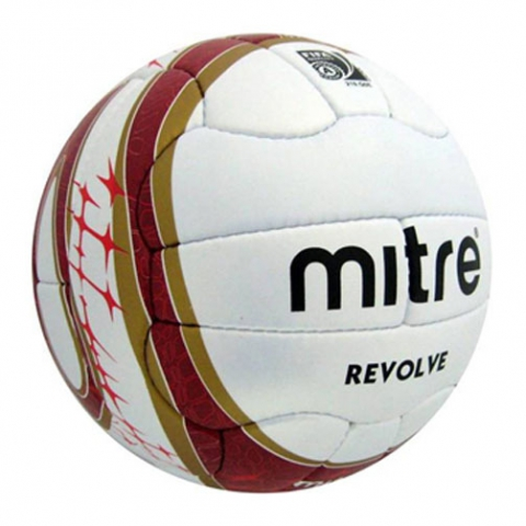 Мяч футбольный Mitre Revolve 26P FIFA Approved-2010 BB4014