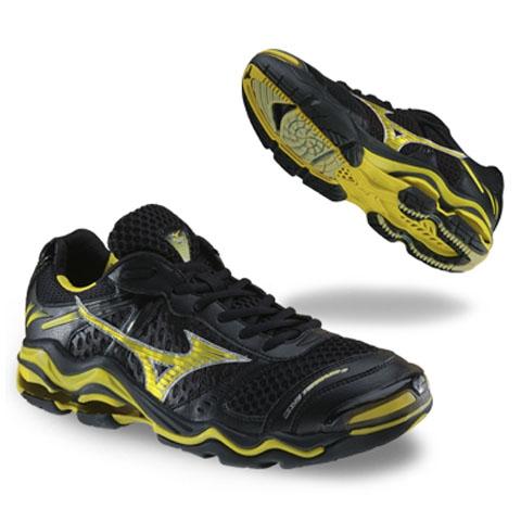 Кроссовки волейбольные MIZUNO WAVE TORNADO 3 09KV892-45 цвет черный ... fba52f936f2