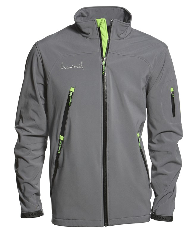 Куртка Hummel ADVANCED SOFTSHELL JACKET MEN 80-122-2336