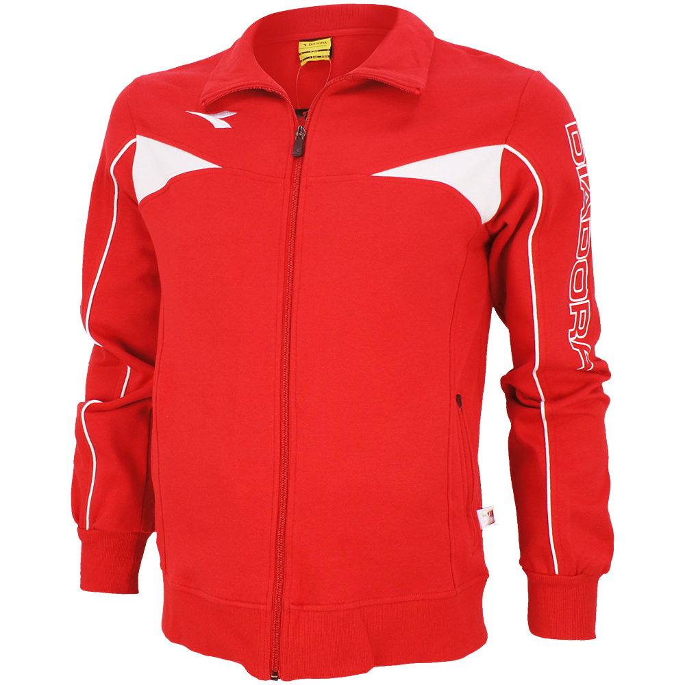 КУРТКА DIADORA PERTH SWEAT LS 2003-45030-20002