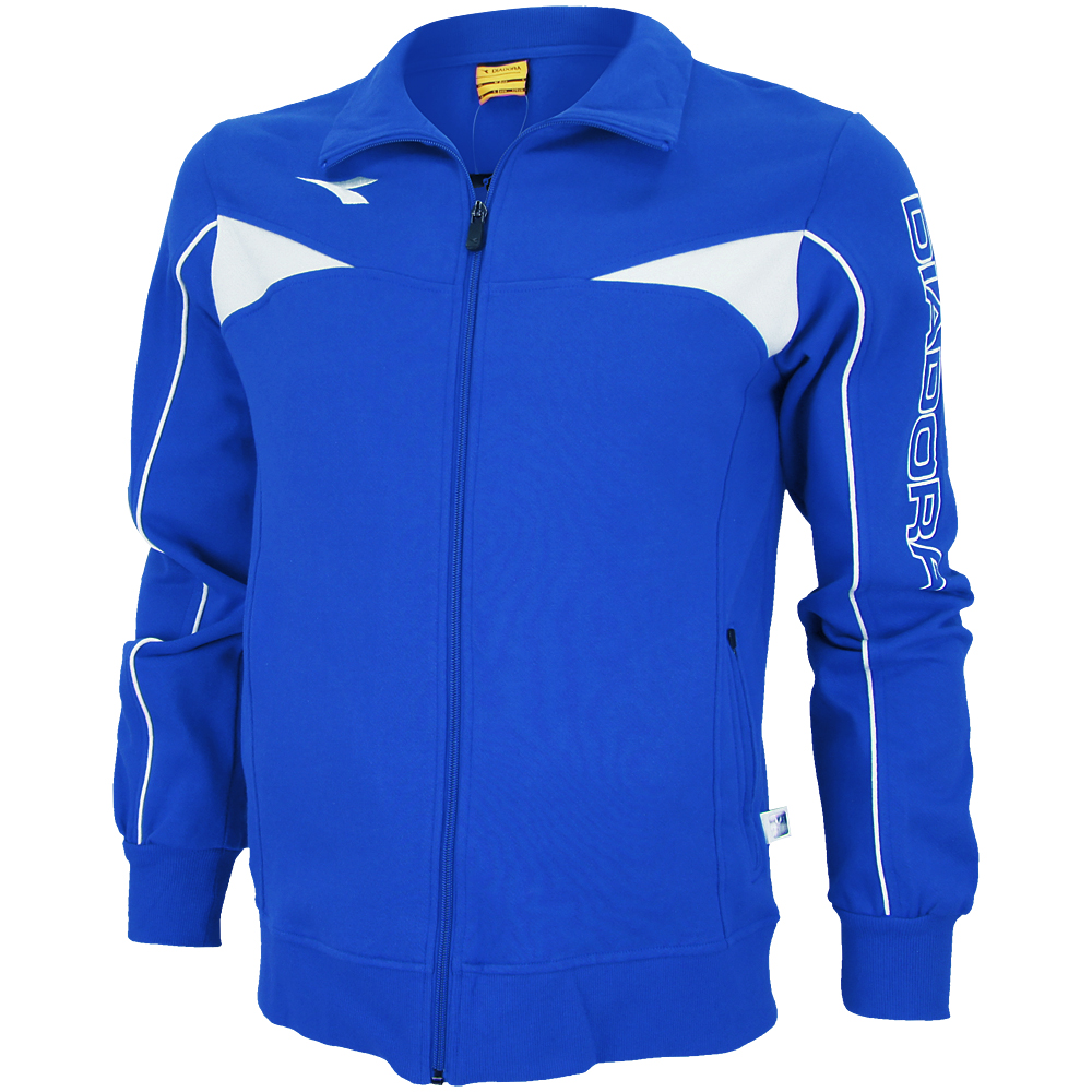 КУРТКА DIADORA PERTH SWEAT LS JR 2004-60043 ДЕТСКАЯ