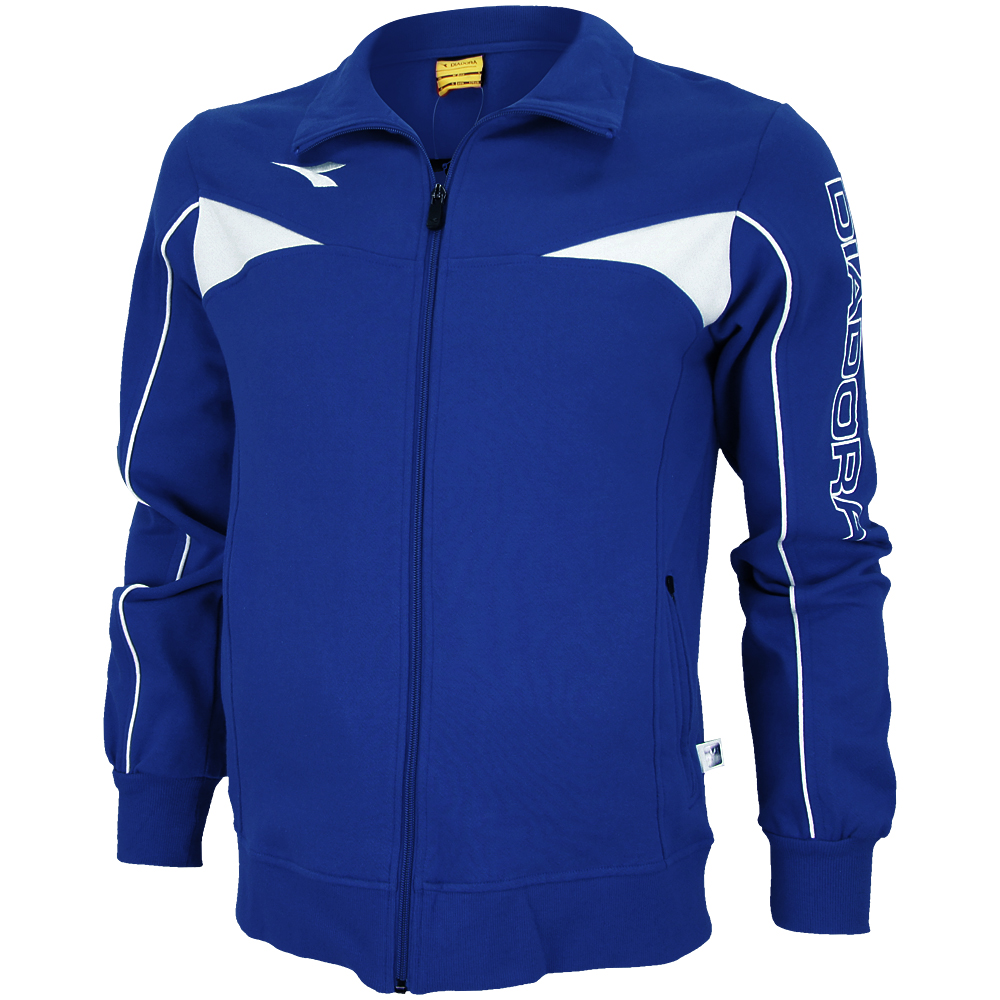 КУРТКА DIADORA PERTH SWEAT LS JR 2004-60063 ДЕТСКАЯ