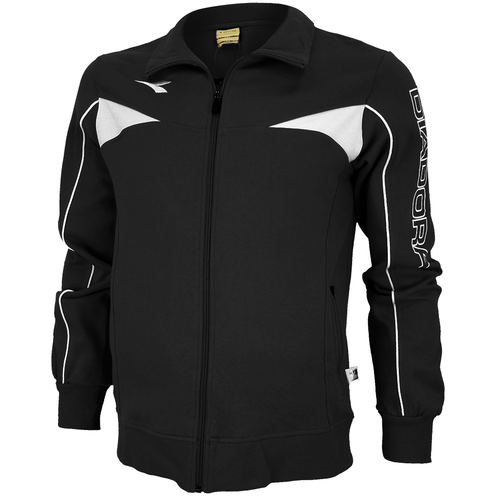 КУРТКА DIADORA PERTH SWEAT LS JR 2004-80013 ДЕТСКАЯ