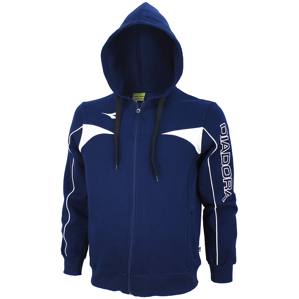 КУРТКА DIADORA ADELAIDE HOODED SWEAT 2005-60063