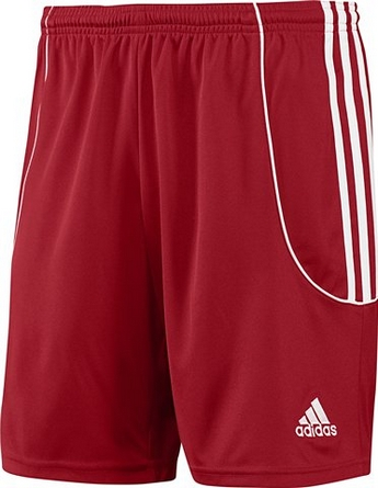 Шорты ADIDAS SQUAD II SHT WO REFERENCE   AS745566- красный