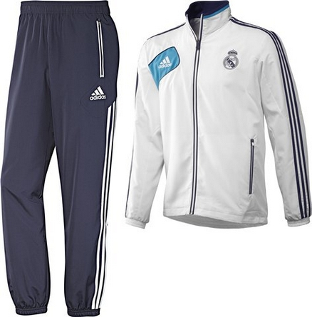 Футбольная форма ADIDAS REAL PRES SUIT ASW40454