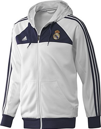 Футбольная форма ADIDAS REAL CO HOODW/Z ASX50385